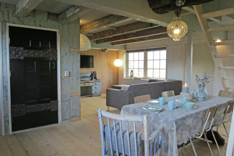 Holland | North Sea Coast North | Holiday home Weideduin | all year | DiningRoom