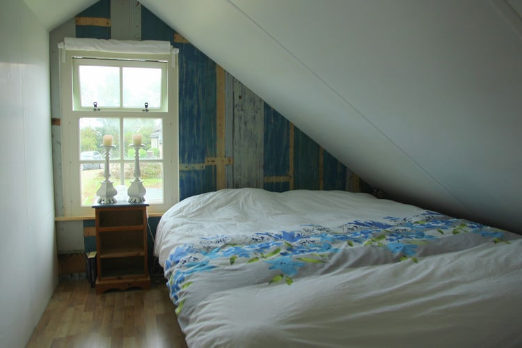 Holland | North Sea Coast North | Holiday home Weideduin | all year | BedRoom