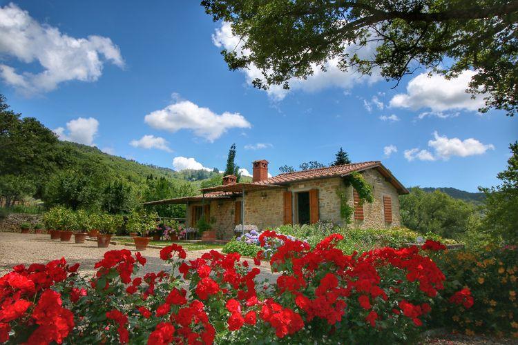 Boerderij Italië, Toscana, Loro Ciuffenna Boerderij IT-52024-21
