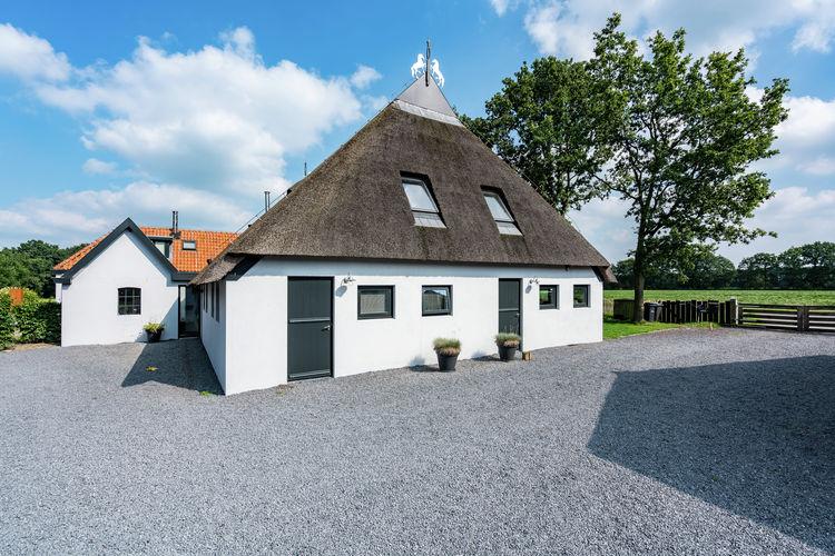 Nederland | Friesland | Boerderij te huur in Langedijke   met wifi 2 personen