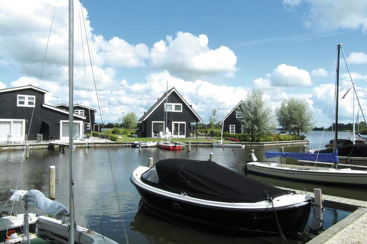 Villas Nederland | Friesland | Villa te huur in Terherne   met wifi 6 personen