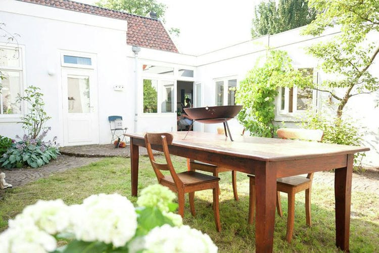 Holland | North Sea Coast North | Holiday home Zonnig Bergen | all year | GardenSummer