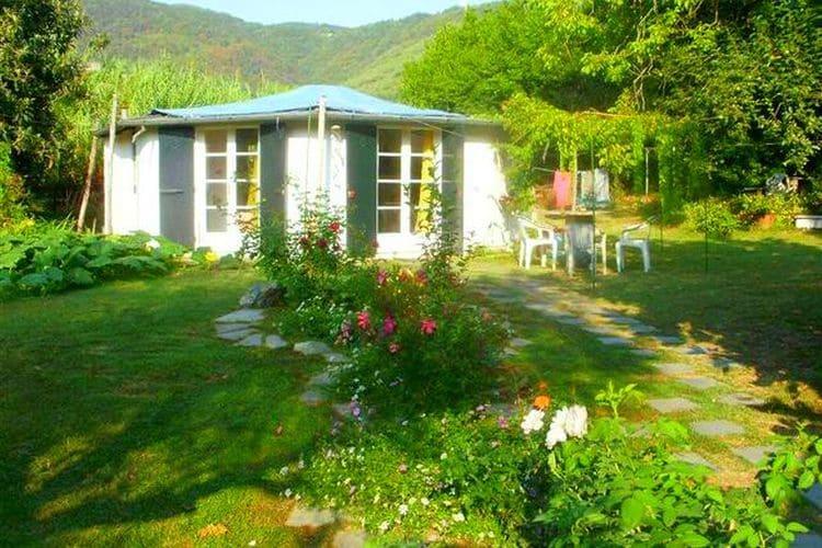 Vakantiehuizen Italie | Lig | Chalet te huur in Ameglia-sp   met wifi 2 personen