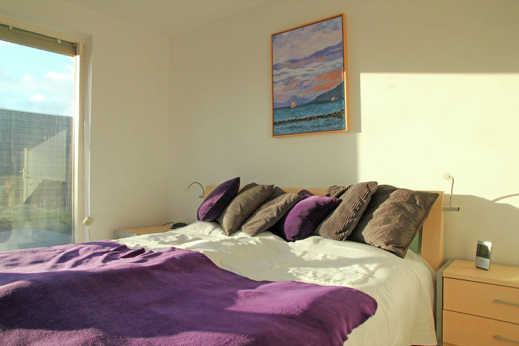 Holland | North Sea Coast North | Holiday home Eb en Vloed | all year | BedRoom