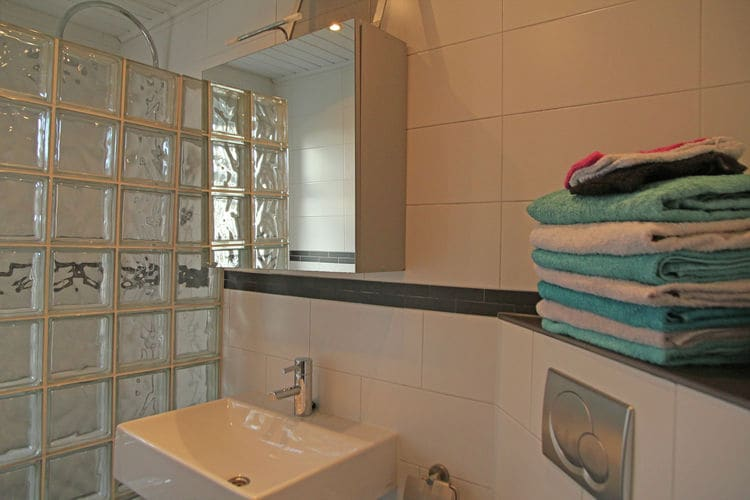 Holland | North Sea Coast North | Holiday home Eb en Vloed | all year | BathRoom