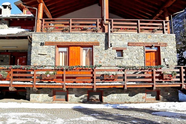 Appartement Italië, Val-daosta, Antey-Saint-Andrè Appartement IT-11020-21