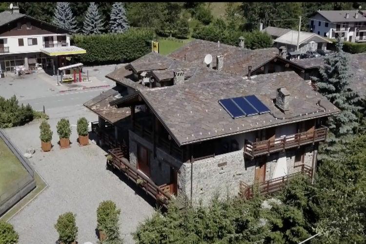 Appartement Italië, Val-daosta, Antey-Saint-Andrè Appartement IT-11020-24