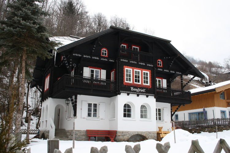 Villa Bergfried - Accommodation - Zell am See