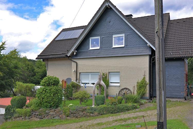 Vakantiehuizen Duitsland | Sauerland | Appartement te huur in Kirchhundem    4 personen