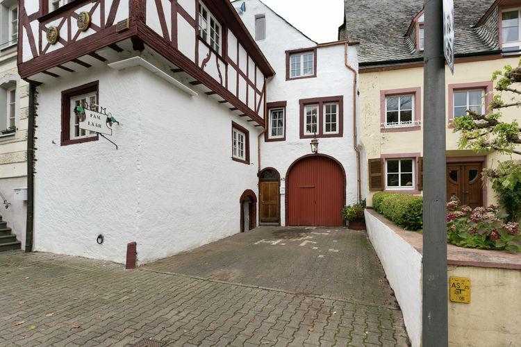 vakantiehuis Duitsland, Moezel, Bernkastel-Kues vakantiehuis DE-54470-12