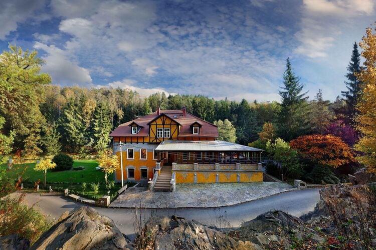 Villas Duitsland | Saksen | Villa te huur in Groschirma   met wifi 4 personen