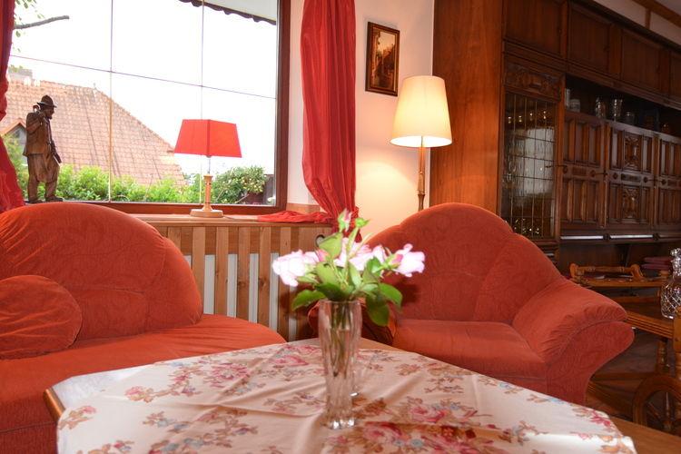 vakantiehuis Duitsland, Beieren, Zeil am Main vakantiehuis DE-97475-01