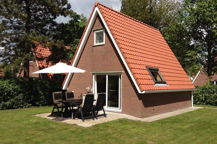 vakantiehuis Nederland, Friesland, Sint Nicolaasga vakantiehuis NL-8521-09