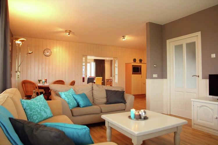 Holland | North Sea Coast North | Holiday home De Vier Jaargetijden | all year | LivingRoom