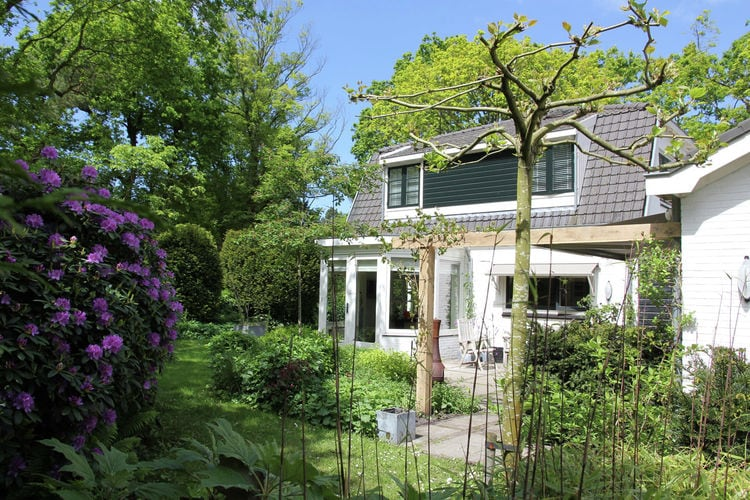Holland | North Sea Coast North | Holiday home Villa Le Jardin | all year | ExteriorSummer