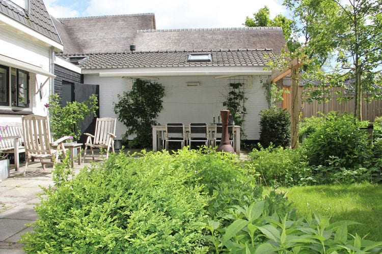 Holland | North Sea Coast North | Holiday home Villa Le Jardin | all year | TerraceBalcony
