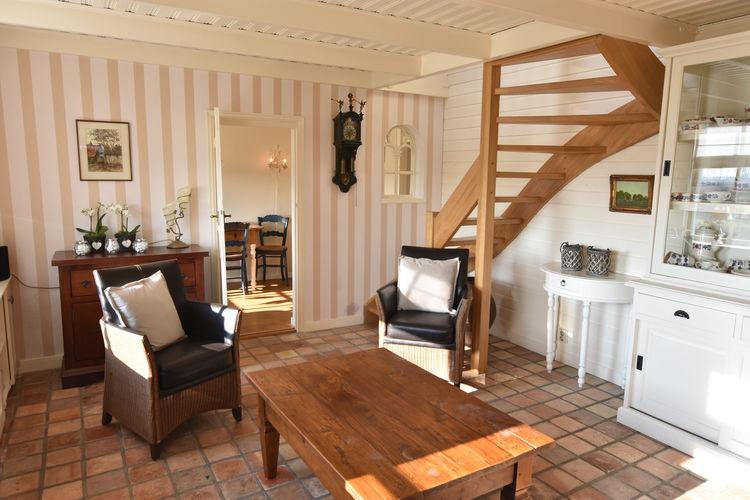 Vakantiewoning Nederland, Zeeland, Schoondijke vakantiewoning NL-5877-01