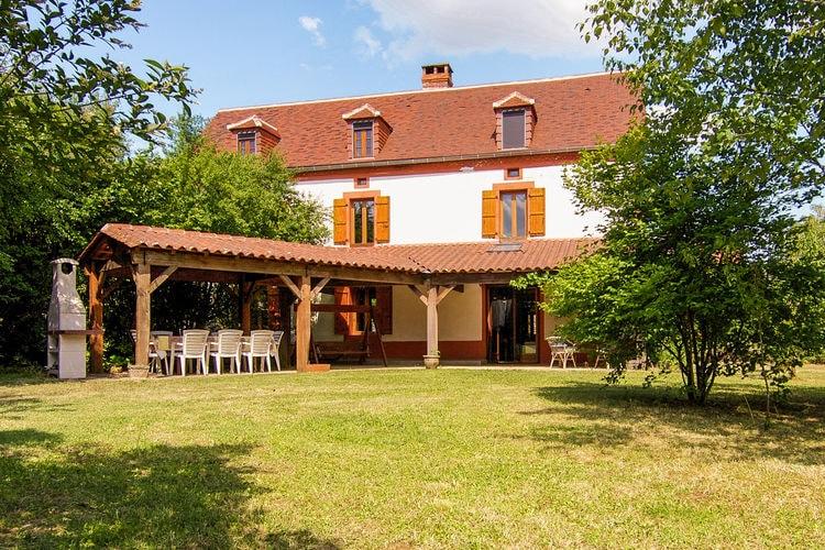 vakantiehuis Frankrijk, Dordogne, St. Germain des Pres vakantiehuis FR-24160-30