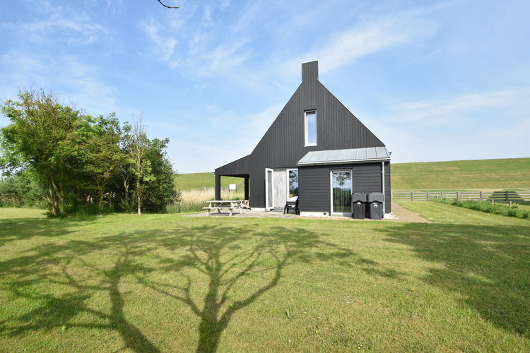 Villas Nederland | Friesland | Villa te huur in Tzummarum   met wifi 6 personen