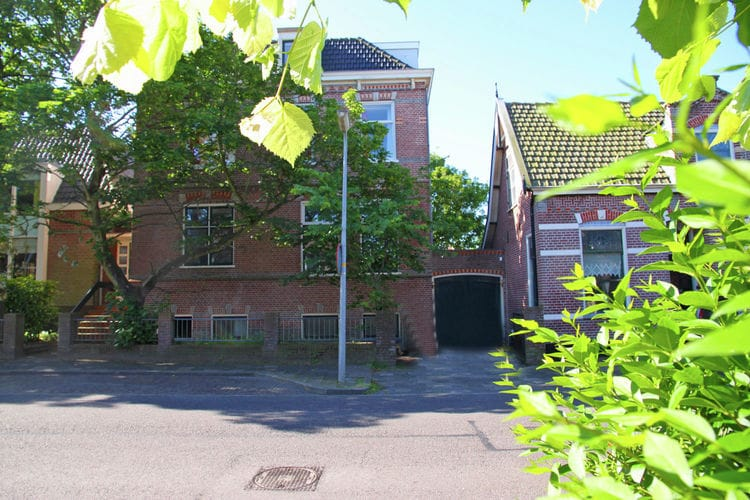 Holland | North Sea Coast North | Holiday home Cosy Egmond - Appartement 1 | all year | ExteriorSummer