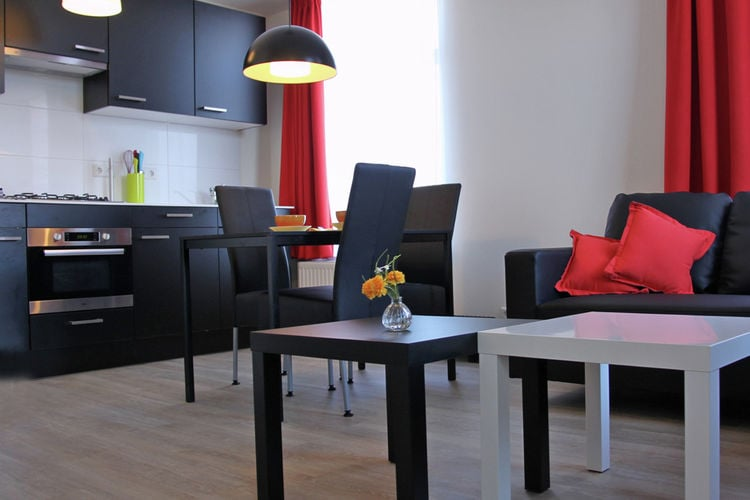 Holland | North Sea Coast North | Holiday home Cosy Egmond - Appartement 2 | all year | LivingRoom