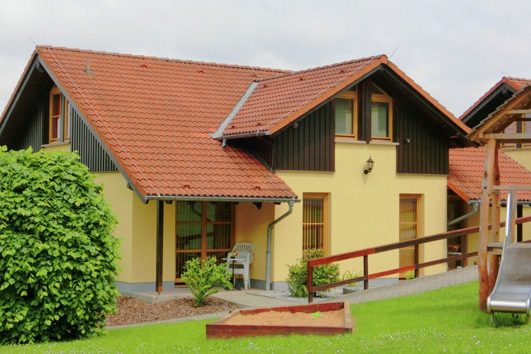Vakantiehuis  met wifi  SaksenFuchsberg