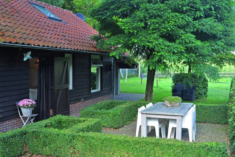 Holland | Noord-Brabant | Holiday home Knus & Cosy | all year | TerraceBalcony