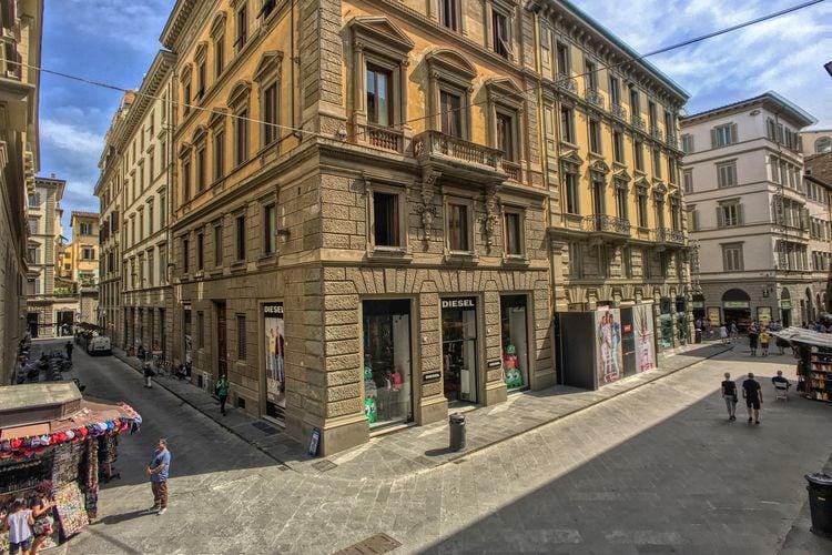 Toscana Appartementen te huur Prachtig appartement in het centrum van Florence