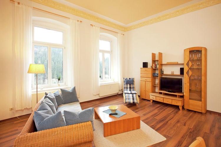 Duitsland | Saksen | Villa te huur in Grunhainichen-Borstendorf   met wifi 3 personen