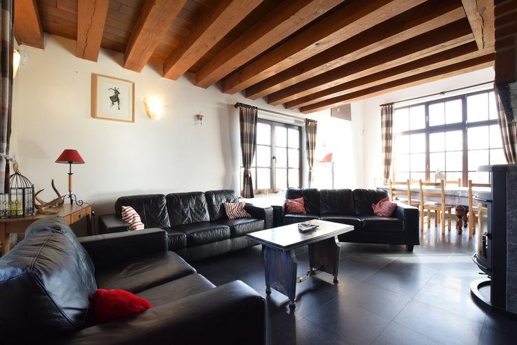 vakantiehuis België, Luxemburg, Tailles vakantiehuis BE-6661-19