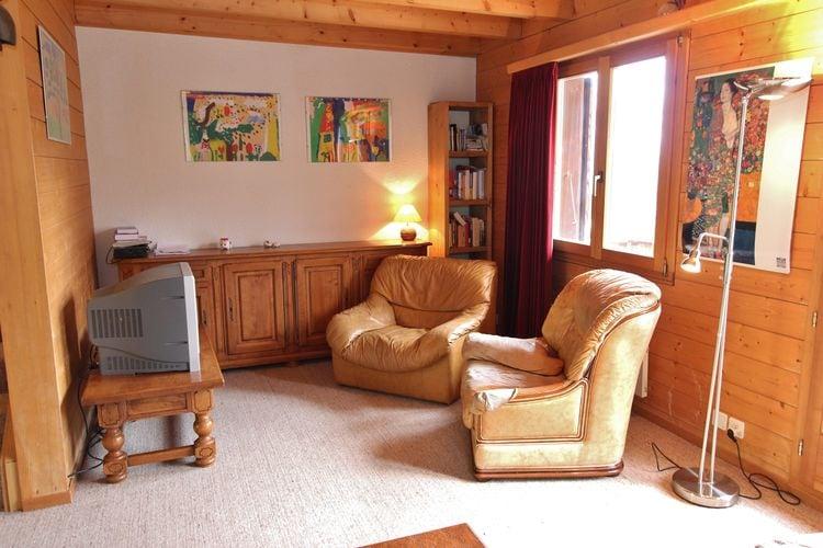 Appartement Zwitserland, Jura, La Tzoumaz Appartement CH-1918-52
