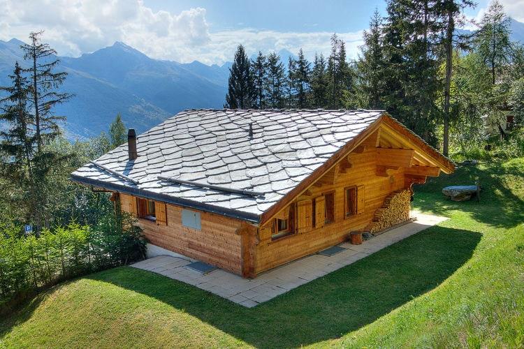 vakantiehuis Zwitserland, Jura, Les Collons vakantiehuis CH-1988-24