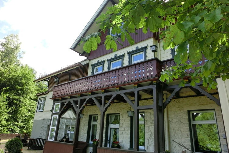 Appartement    Bad-HarzburgHistorisches Waldhaus