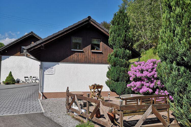 Vakantiehuizen Duitsland   Thuringen   Appartement te huur in Goldisthal   met wifi 3 personen