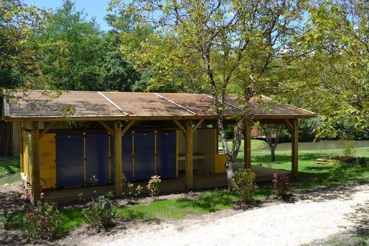 Maison de vacances Komfortables Holzhäuschen in der Dordogne (809207), Pineuilh, Gironde, Aquitaine, France, image 12