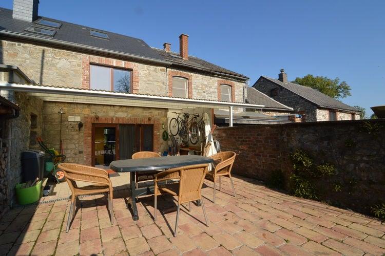 vakantiehuis België, Luxemburg, Izier vakantiehuis BE-6940-181