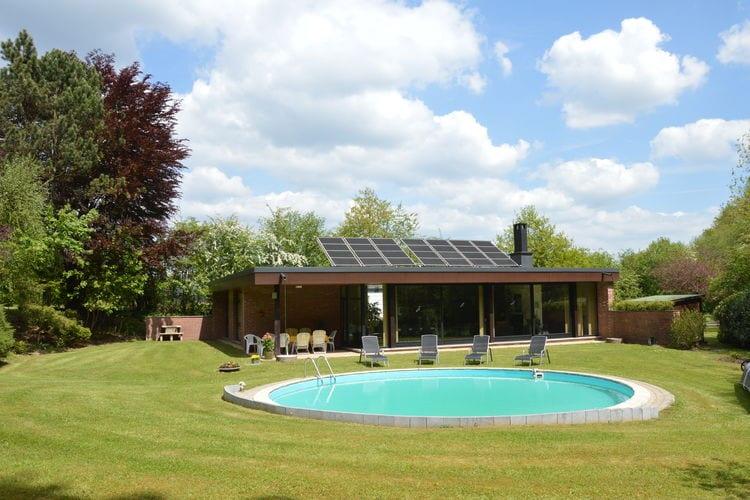 Villas Belgie | Luik | Villa te huur in Stavelot met zwembad  met wifi 9 personen
