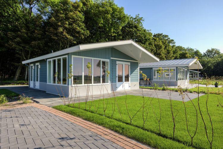 Nederland | Zuid-Holland | Chalet te huur in Noordwijk met zwembad  met wifi 4 personen