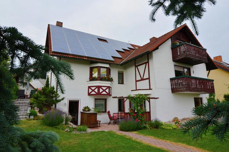 Vakantiehuis  met wifi  Zeil-am-MainWilder Wein
