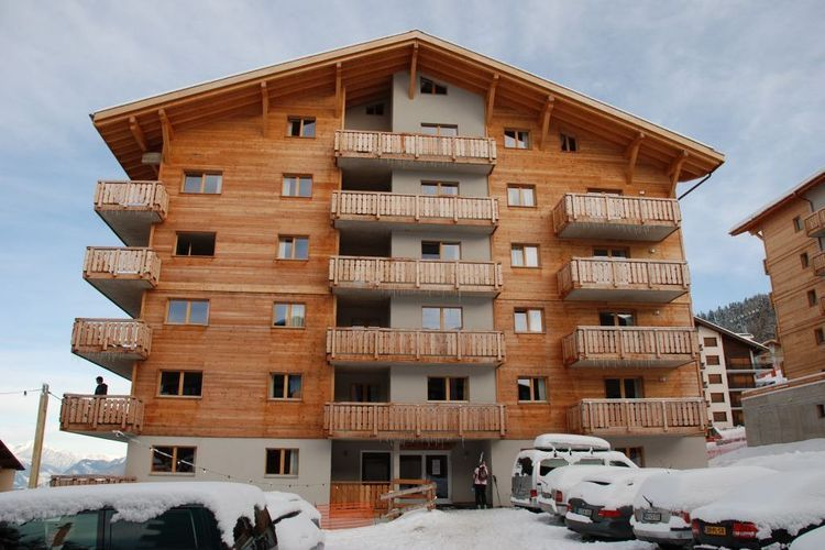 Le Pracondu T42 - Apartment - Nendaz - Exterior - Winter