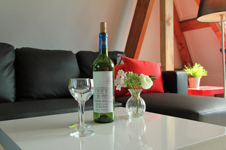 Holland | North Sea Coast North | Holiday home Cosy Egmond - Studio 4 pers | all year | ExteriorSummer