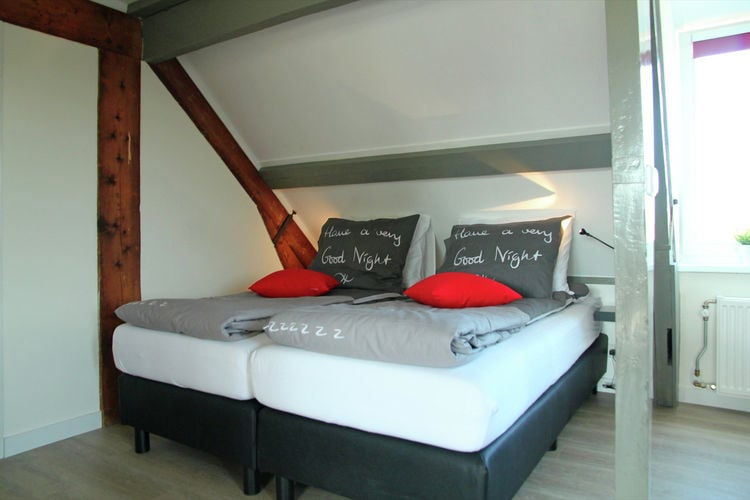 Holland | North Sea Coast North | Holiday home Cosy Egmond - Studio 4 pers | all year | BedRoom