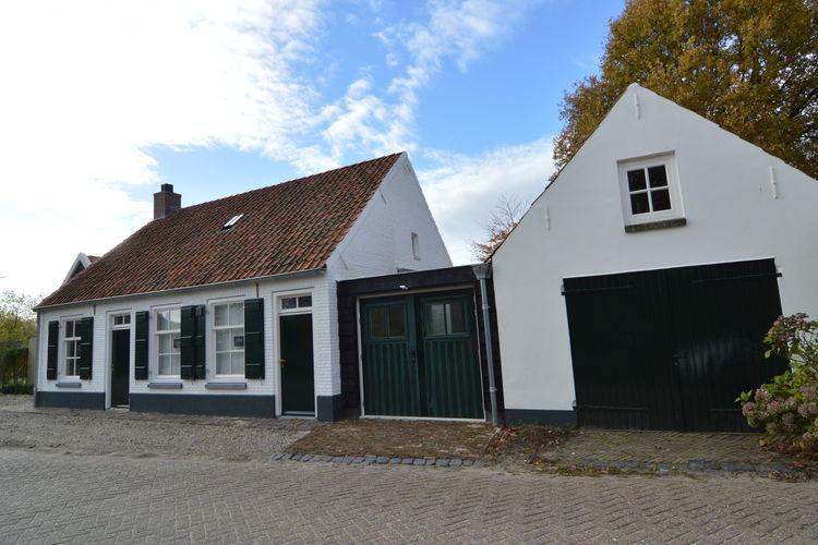 vakantiehuis Nederland, Noord-Brabant, Oosterhout vakantiehuis NL-4901-03