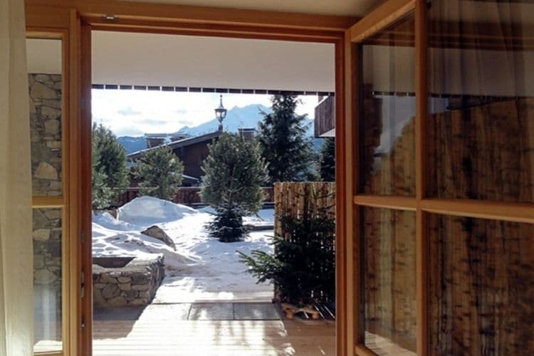 Panorama Chalet 7 - Exterior - Winter
