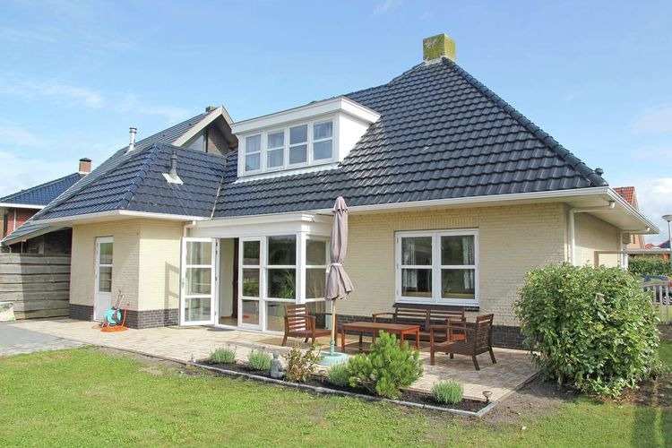 Holland | North Sea Coast North | Holiday home Pettense Kust | all year | ExteriorSummer