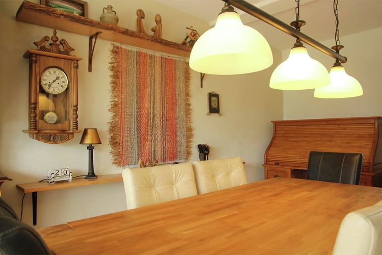 Holland | North Sea Coast North | Holiday home Pettense Kust | all year | DiningRoom