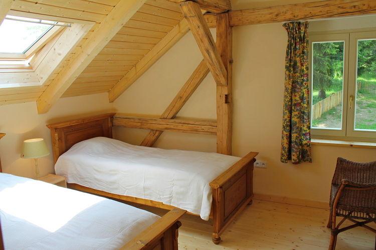 vakantiehuis Tsjechië, West-Bohemen, Milire vakantiehuis CZ-34701-07