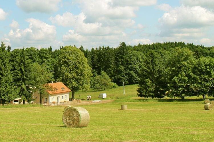 Tsjechie / West-Bohemen | Vakantiehuis  met wifi  - Milire  Dum u Lesa