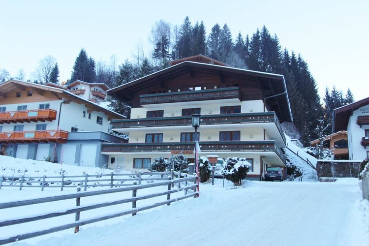 Salersbach - Apartment - Saalbach Hinterglemm - Exterior - Winter
