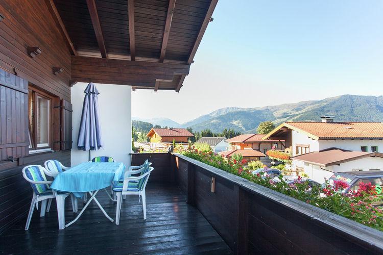 Vakantiehuizen Oostenrijk   Tirol   Appartement te huur in Westendorf   met wifi 5 personen